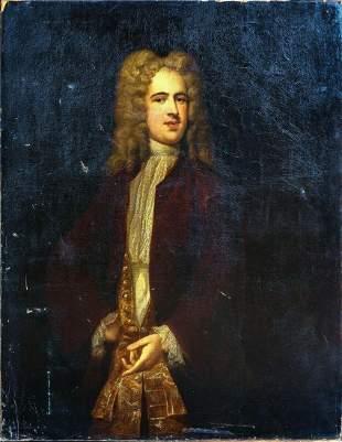 Noble Gentleman Oil Painting