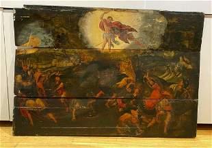 The Conversation Of Saint Paul Oil Painting