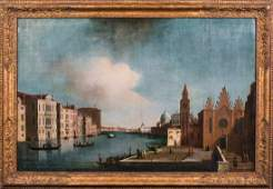 The Grand Canal Oil Painting
