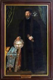 Portrait of Sir Thomas Smythe (1514-1577) Oil Painting