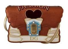 Leather LUCIA FASHION Crystal Shoulder Borse Purse