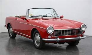 Fiat 1500 Cabriolet