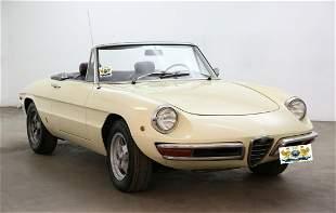 Alfa Romeo Duetto 1750
