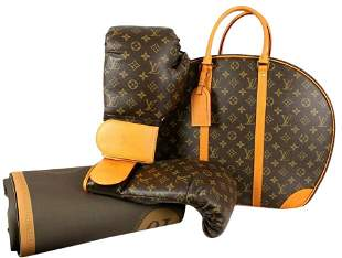 Louis Vuitton Karl Lagerfeld Ultra Rare Limited