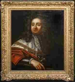 Portrait Of Prince George Of Denmark, Duke Of