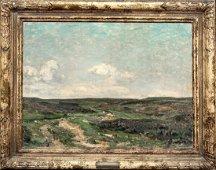 Dales Grassington Moor Landscape Oil Painting