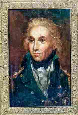 Portrait of Horatio Nelson (1758-1805) Oil Painting