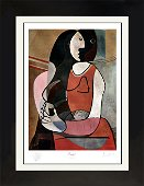After Pablo Picasso (1881-1973 Spanish) Lithograph