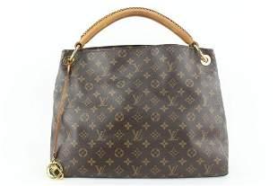 Louis Vuitton Monogram Artsy MM Hobo Bag