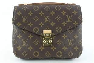 Louis Vuitton Monogram Pochette Metis Crossbody Bag (No