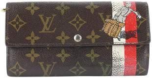 Louis Vuitton Bellboy Groom Sarah Wallet Porte Tresor