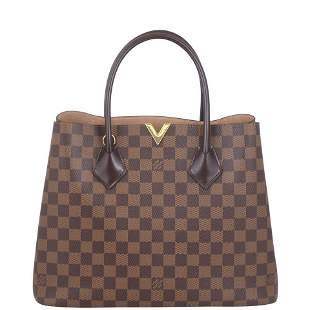 Louis Vuitton Damier Ebene Kensington Tote Bag