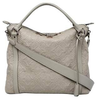 Louis Vuitton Gris Antheia Monogram Leather Ixia PM Bag