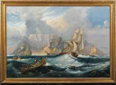 The Cape Of Good Hope South Africa Oil Painting