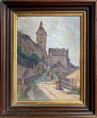 Scene in Wurttemburg