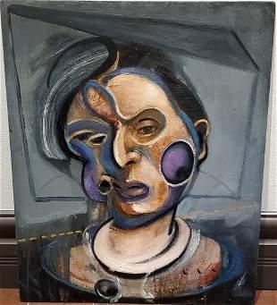 Contemplating Picasso