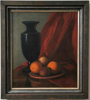 Colorfull Still life Oil Painting