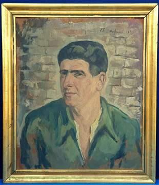 Portrait of A Man Oil Painting