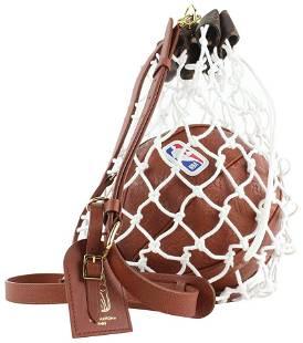 Louis Vuitton Runway NBA Basketball And Net Bag