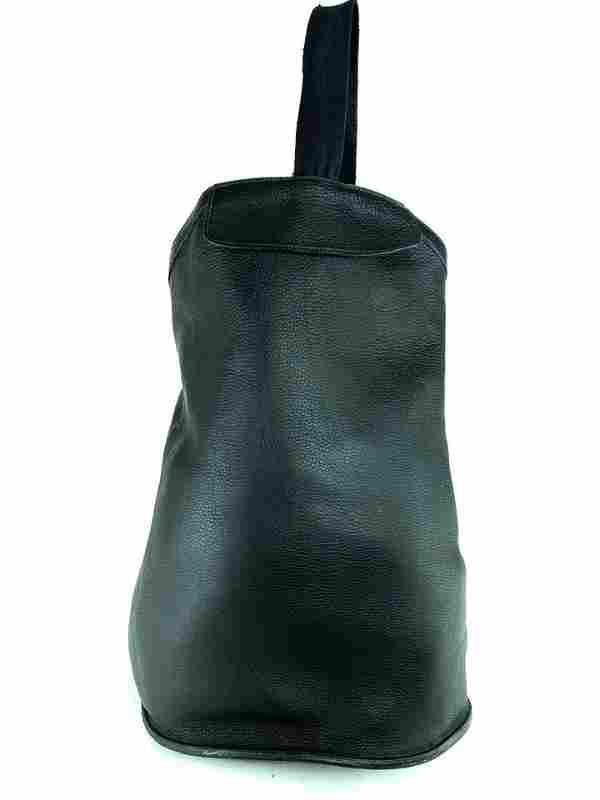 Hermès Sherpa Backpack Black Taurillon Clemence