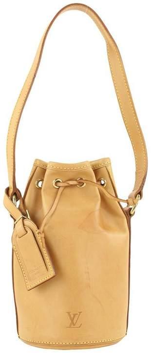 Louis Vuitton Vachetta Leather Dom Perignon Bottle Bag