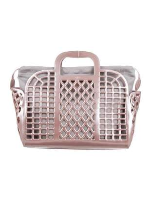 Louis Vuitton Limited Edition Metallic Pink Patent