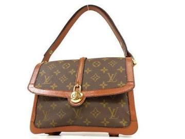 Louis Vuitton Monogram Sac Vendome Shoulder Bag