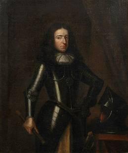 Portrait Of Sir Thomas Fairfax Oil Painting