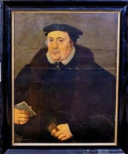 Sir Thomas Kitson Oil Painting