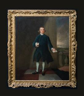 Portrait of A Gentleman Oil Painting