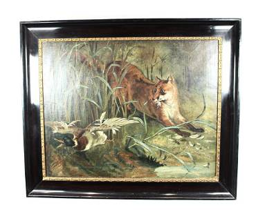 ANIMAL MOTIF AND WITH BLACK FRAME