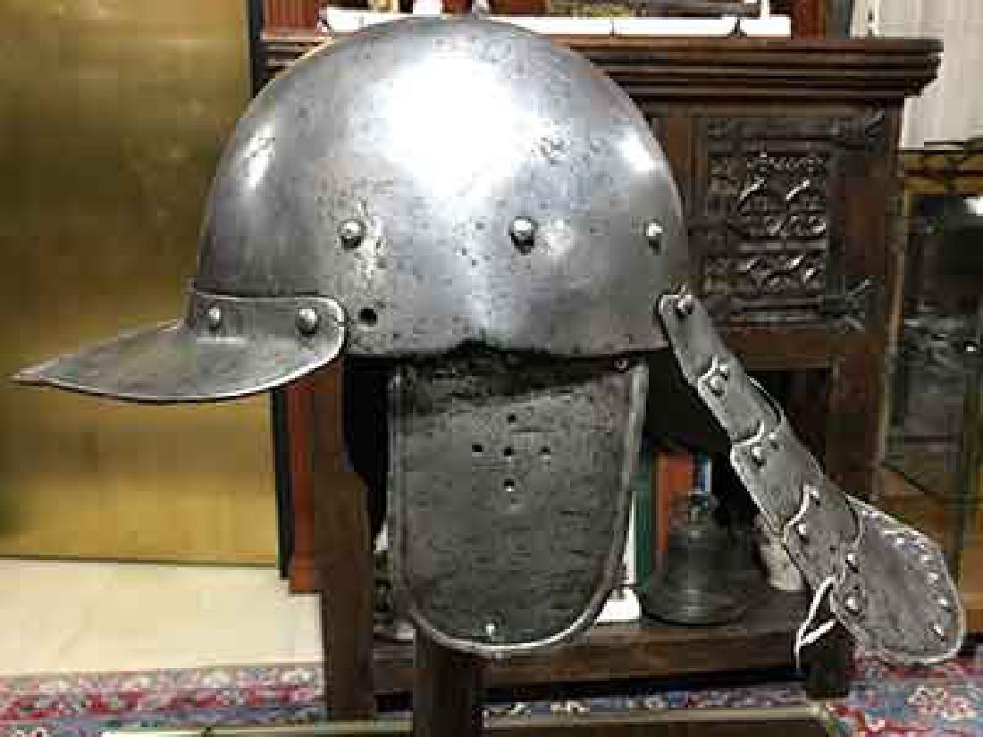 Rare Siege Weight Zischagge/Lobstertail Helmet From
