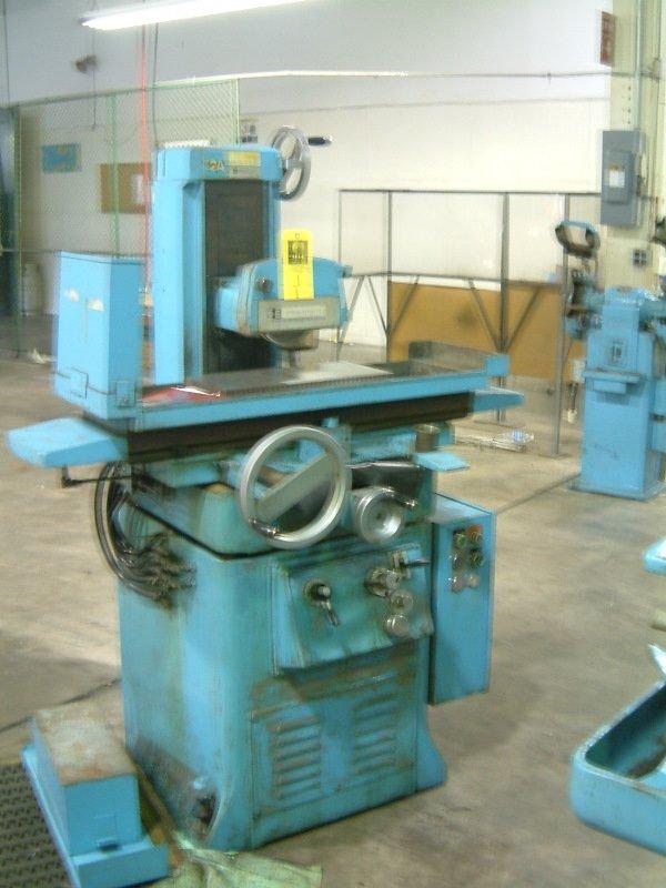 1: Boyer-Schultz 10x18 2A hyd. Surface Grinder w/wheel