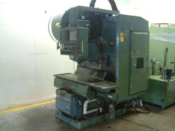 7: OKK Model B Machine Center Vertical 4A 3595680 1981