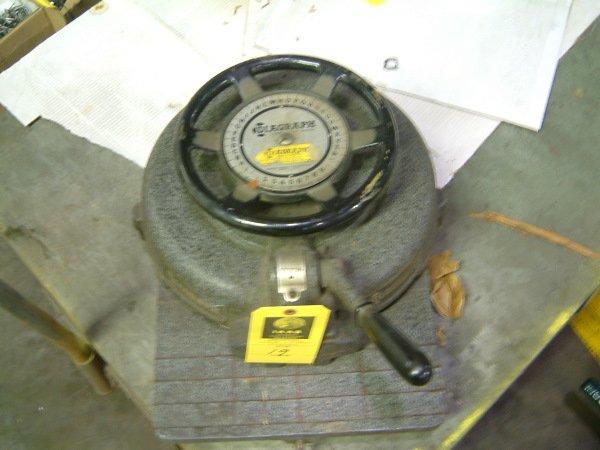 20: Diagraph Stenciling Machine