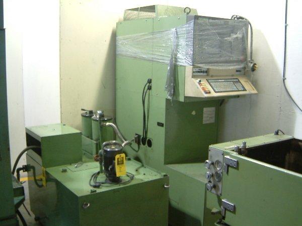 8: Sodick EDM Machine BM-3 BM40 Controller w/ CRT 1988