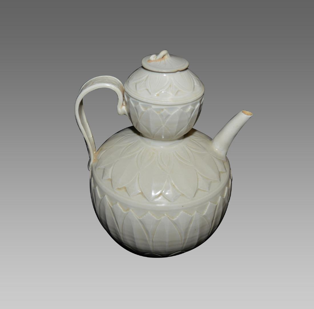 DING YAO WINE POT WITH HANDLE