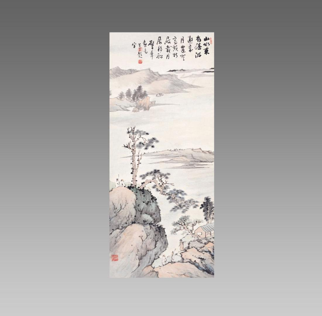 """CHINESE BANDING""""S PAINTING"""