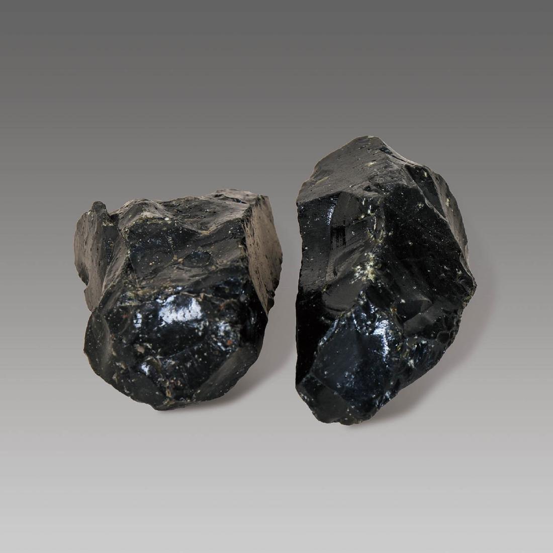 CHINESE GLASS METEORITE