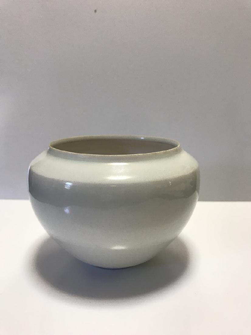 CHINESE BLANC DE CHINE PORCELAIN WATER DROPPER