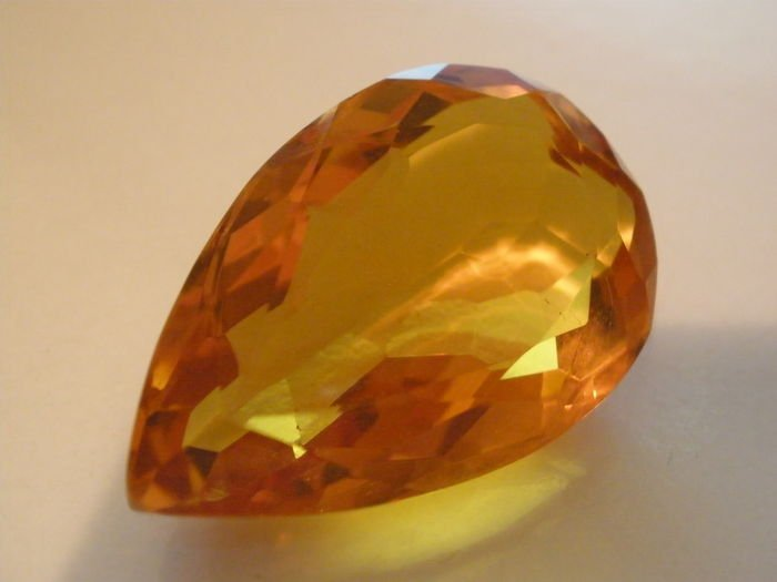 Brazilian natural stone -Citrine 63.80 ct