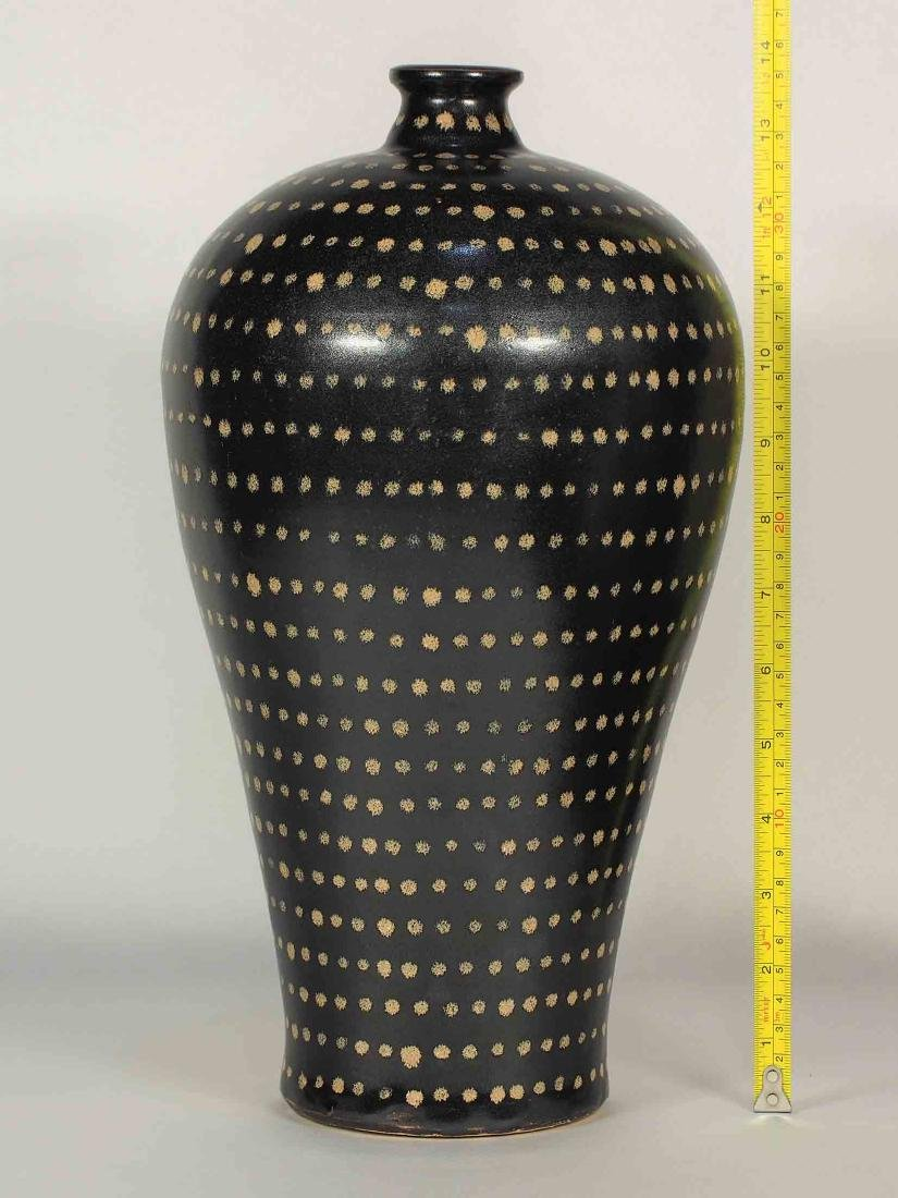 Jizhou Large Meiping with Dotted Design, Song Dynasty - 9