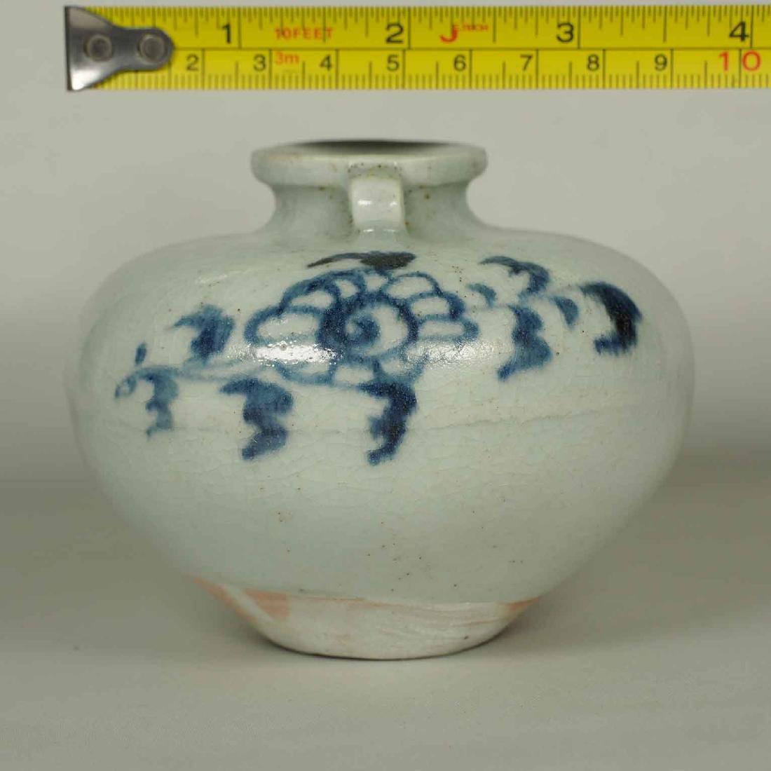 Jarlet with Chrysanthemum Flower, Yuan Dynasty - 10