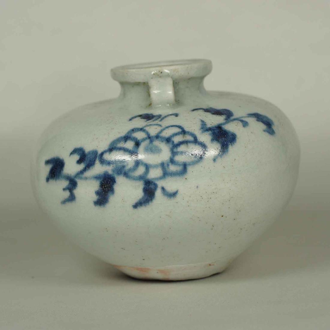 Jarlet with Chrysanthemum Flower, Yuan Dynasty - 2