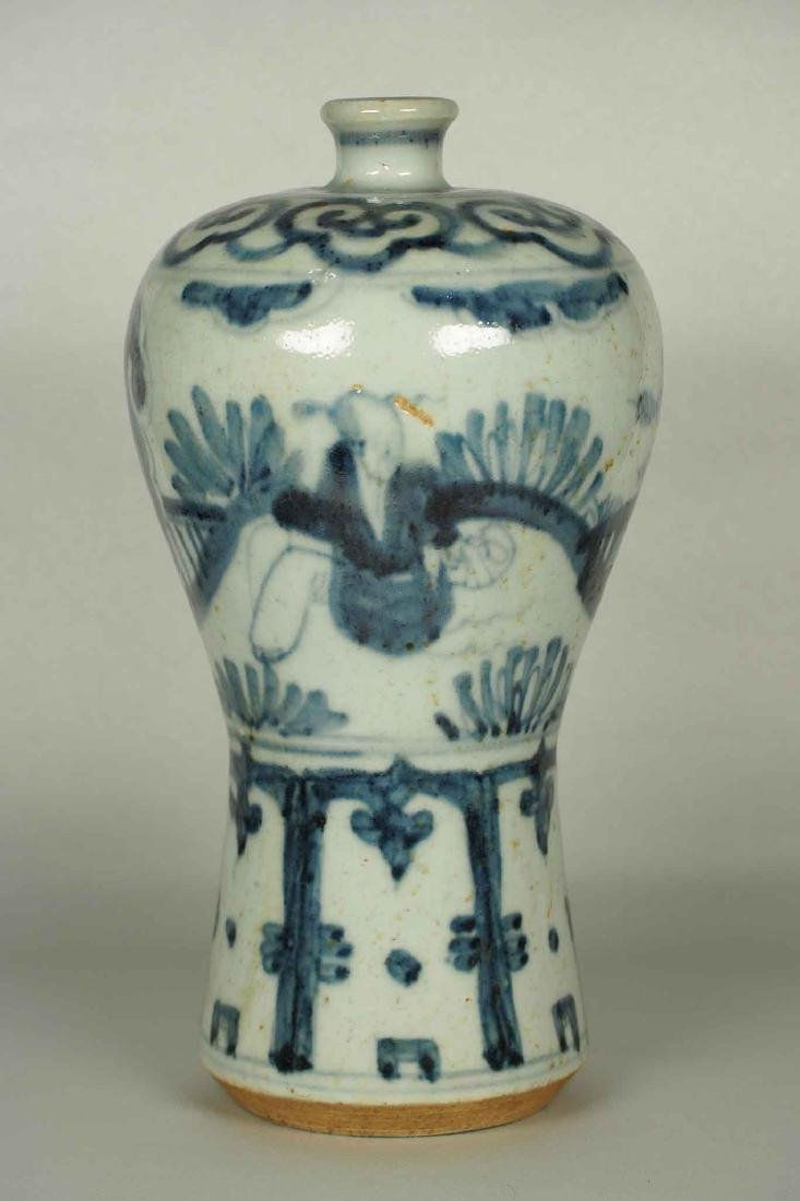 Meiping with Figures, late Ming Dynasty - 3