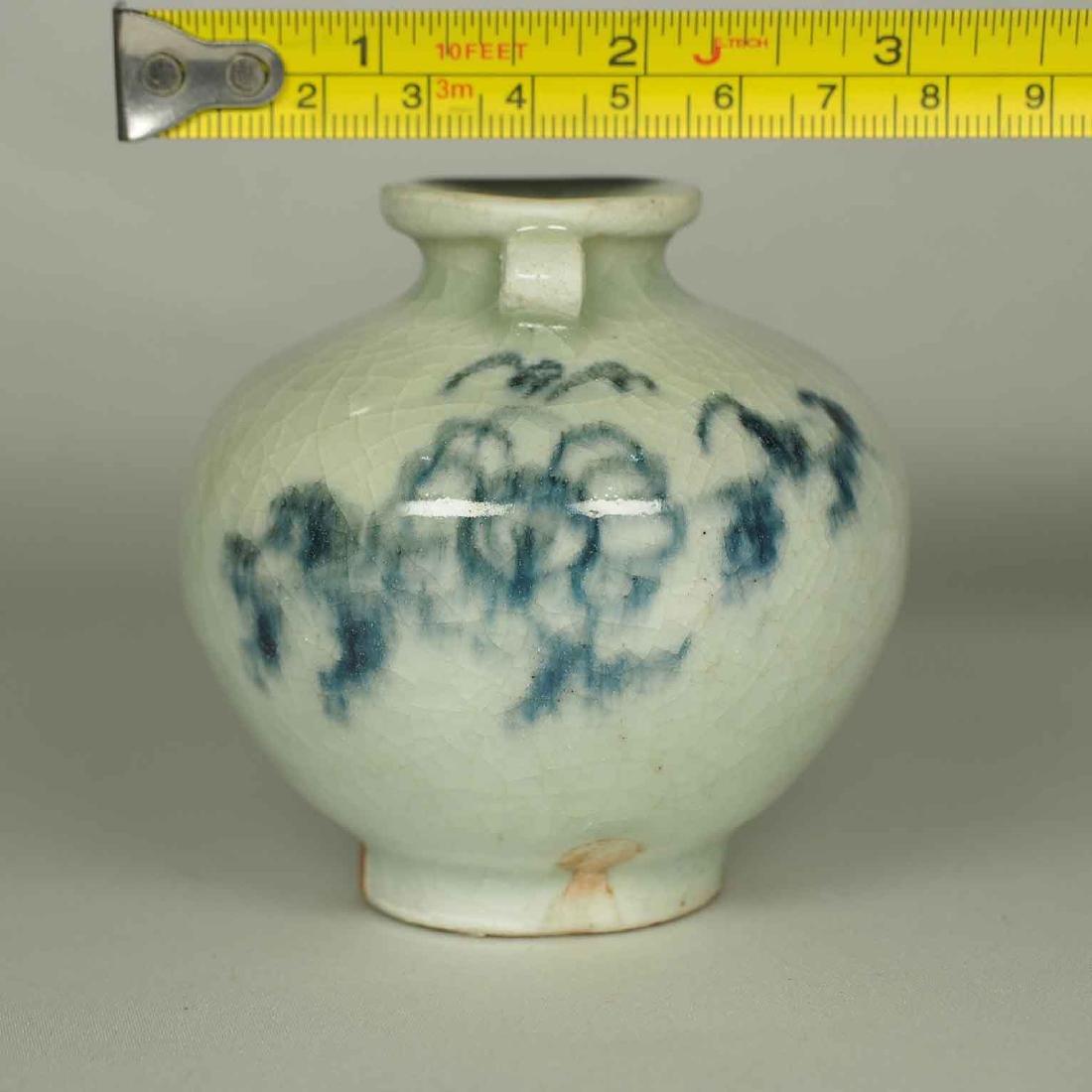 Jarlet with Chrysanthemum Flower, Yuan Dynasty - 9