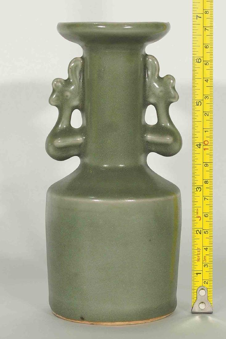 Longquan 'Kinuta' Mallet Vase, Southern Song Dynasty - 10