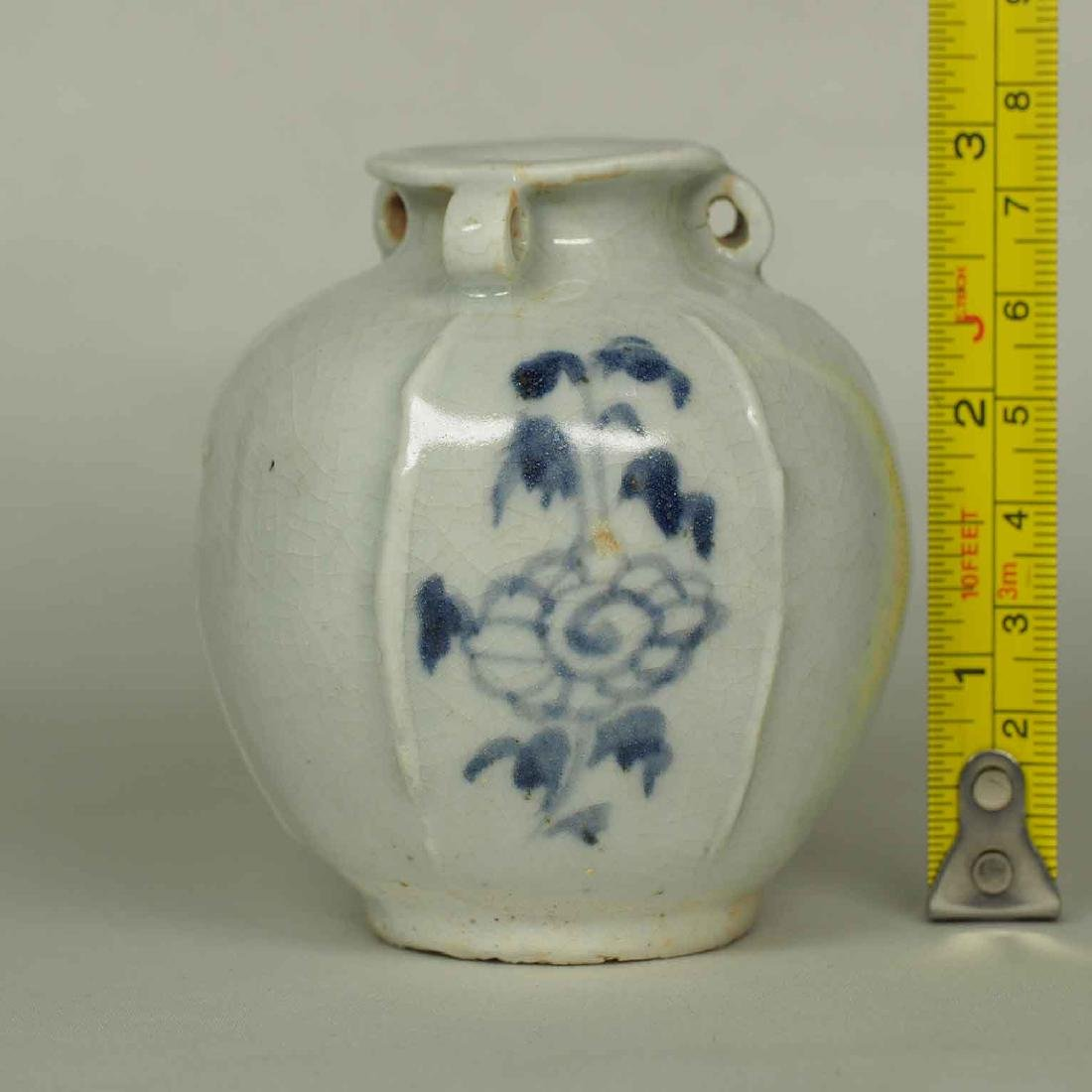 Sectioned Jarlet, Yuan Dynasty - 10