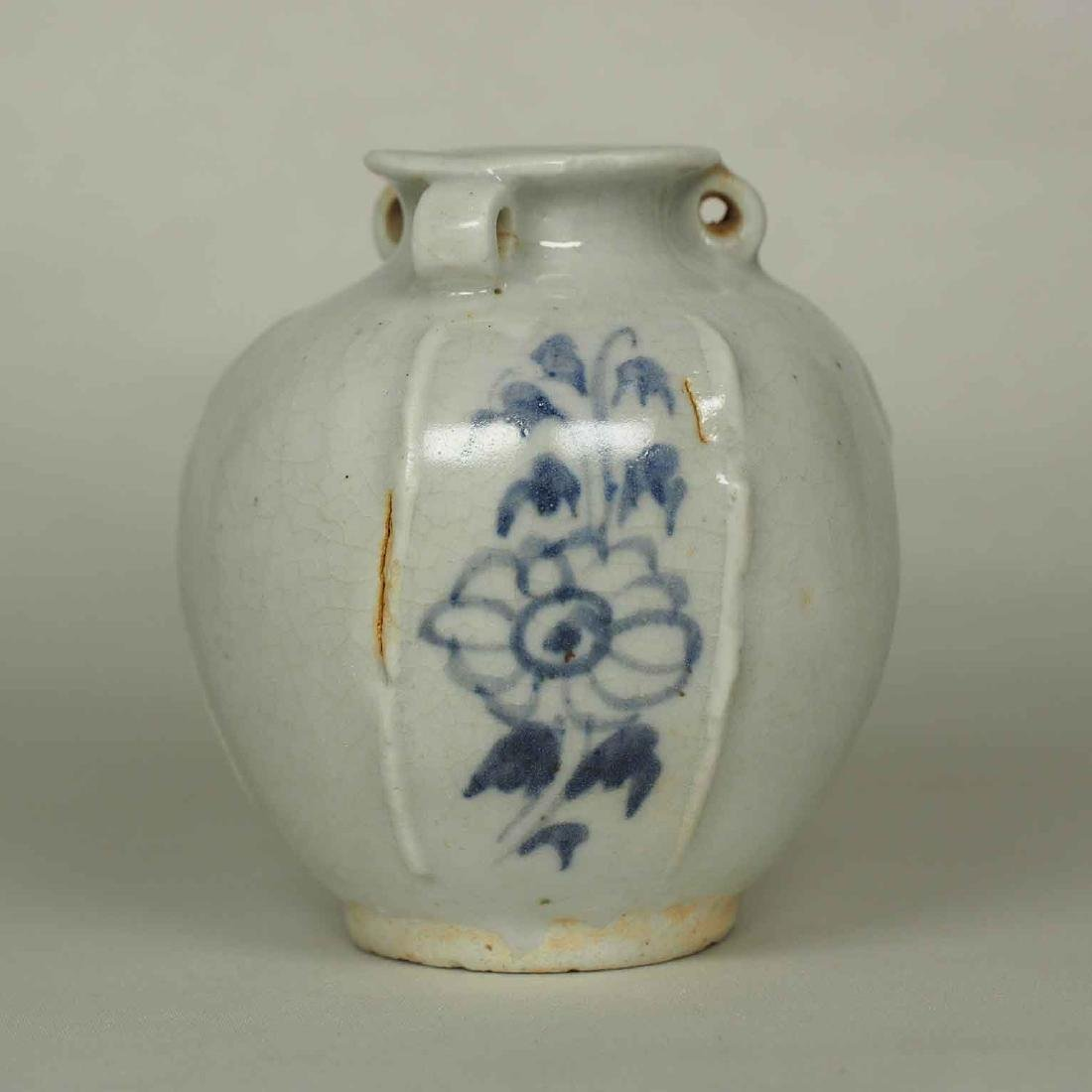 Sectioned Jarlet, Yuan Dynasty - 3