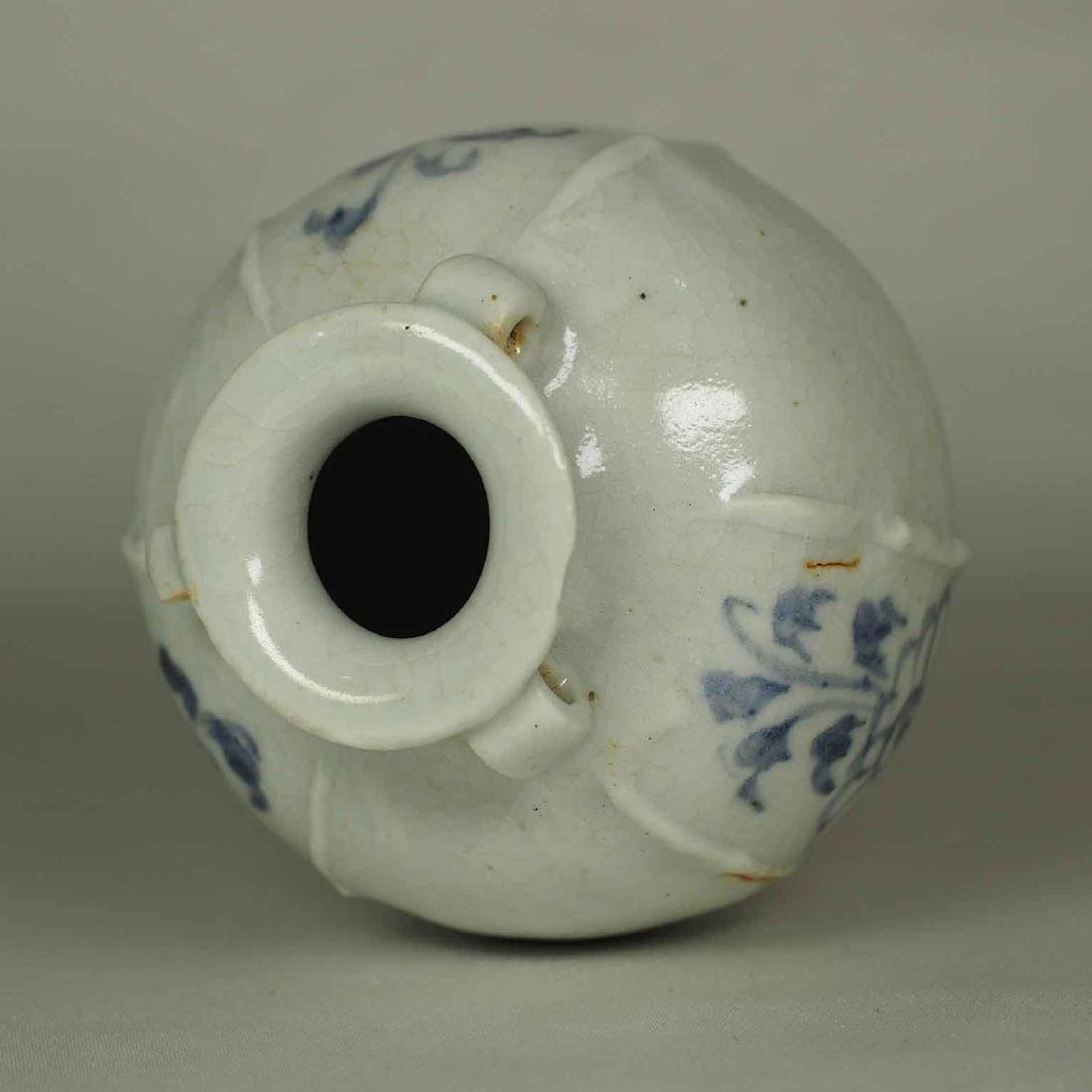 Sectioned Jarlet, Yuan Dynasty - 6